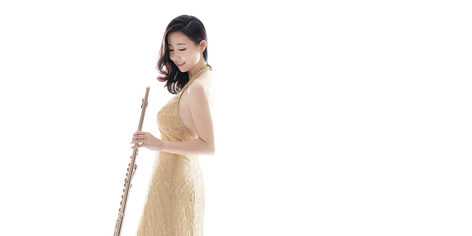 Flutist Soohyun Paik - header