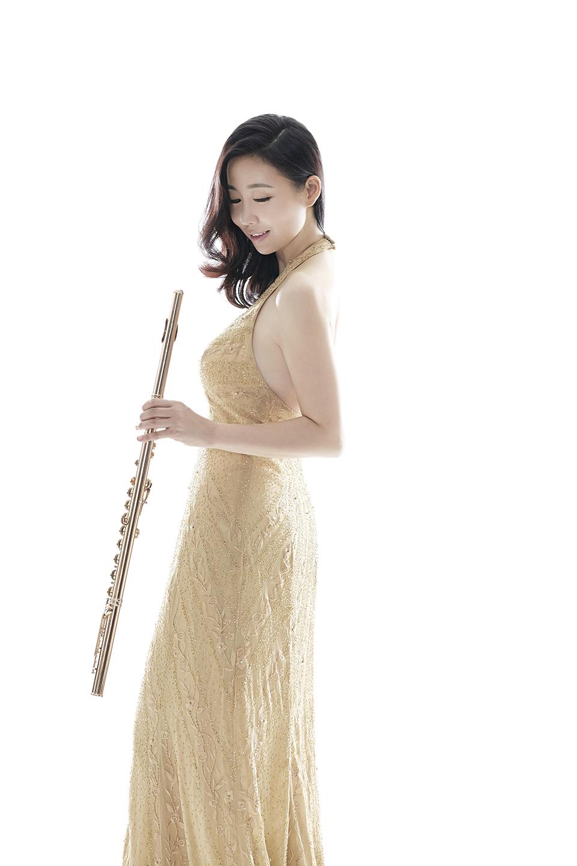 Flutist Soohyun Paik